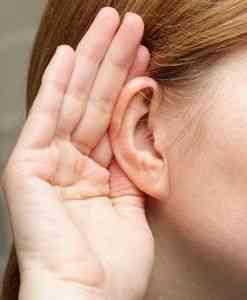 Лікування глухоти народними засобами - хвороби вуха - каталог статей - народні лікарські рецепти