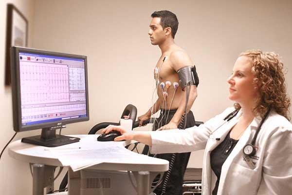 Тредмиле тест, ЕКГ під навантаженням, стрес-тест на біговій доріжці