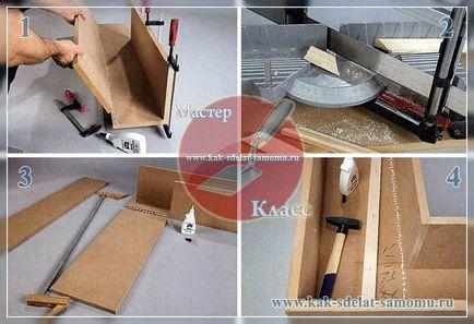 Dekoracyjny (fałszywy) kominek własnymi rękami - zdjęcie i rysunek, własnymi rękami - jak się przygotować