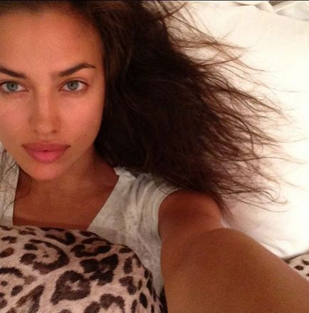 Irina Shake tajemnic piękna rosyjskiego modelu
