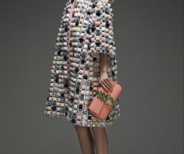 Jak nosić chusteczkę - pomysły hermes