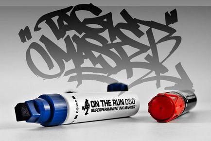 Jak zrobić znacznik graffiti