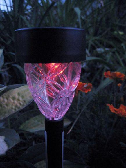 Lampy Ogrodowe Ze Zmianą Koloru Z Obi