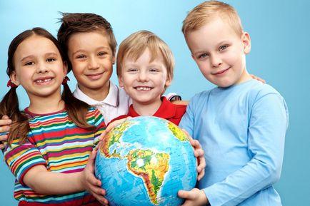 Як з ранніх років навчати дитину іноземній мові, mamamoldova
