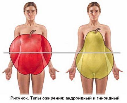 eliminați grăsimea internă)