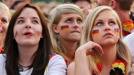 a német nők találkozó