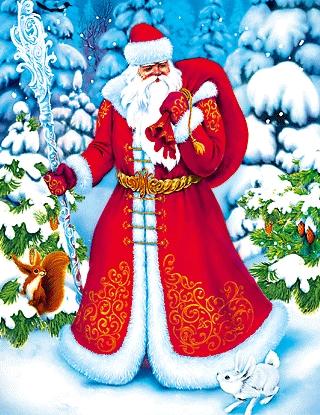 Jak odróżnić Świętego Mikołaja od Świętego Mikołaja