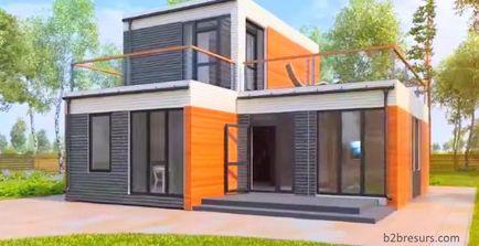 Модульні будівлі - як їх збирають будинки, офіси, гуртожитки, мотелі з модульних блоків