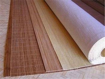 Як клеїти бамбукові шпалери практичні поради домашнім майстрам