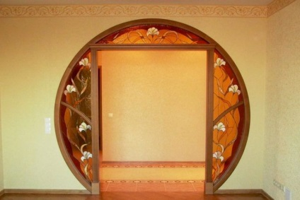 Jak ozdobić drzwi bez drzwi