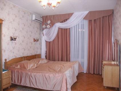 Ламбрекени для спальні - фото та поради