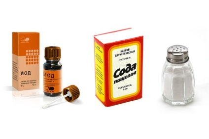Полоскання содою при болю в горлі з сіллю в домашніх умовах для дітей та дорослих