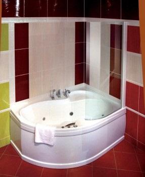 Шторки для ванної - їх різновиди та принцип установки - ремонт квартири своїми руками