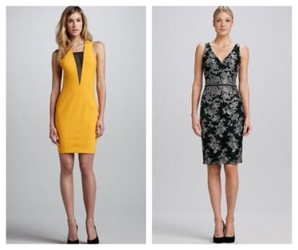 Вибираємо прикраси та аксесуари під коктейльне плаття - жіночий гардероб - стильні образи, фото