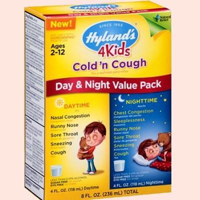 Вітаміни та гомеопатія для дітей на сезон застуд і грипу