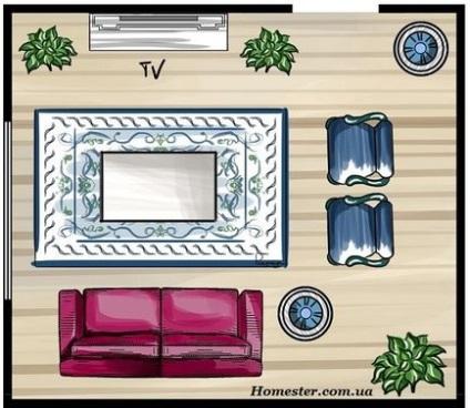 كيفية تجهيز غرفة معيشة صغيرة (مع الرسوم التوضيحية)