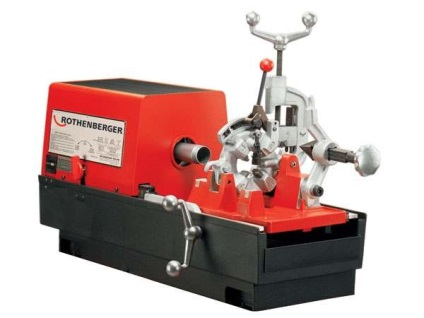 Різьбонарізні електричні верстати для труб характеристики, моделі, відео