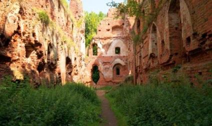 замок Бальга