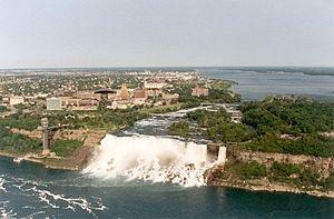 Ніагарський водоспад 1