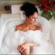 Екобіо - натуральна косметика - догляд за тілом - засоби для ванн