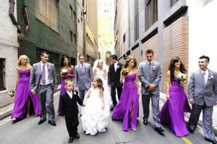 Москвичка - стильна весілля що надіти під вінець