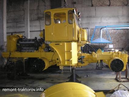 ремонт тракторів