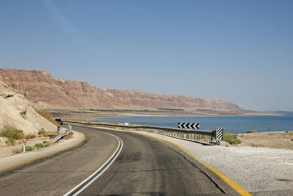 Як дістатися з Єрусалиму до мертвого моря самостійно