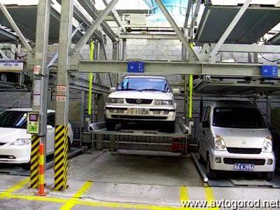 Парковки проблеми, рішення, альтернатива