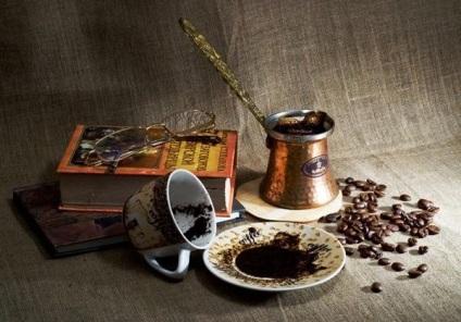 Ворожіння на кавовій гущі всім бажаючим пізнати істину