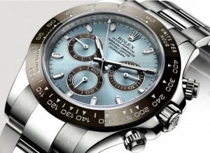Як перевірити на справжність годинник rolex