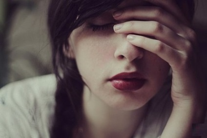 Кров з губи як зупинити - красива, значить здорова - живи здорово