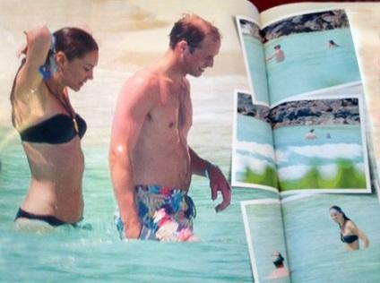 Попалися! Ексклюзивні фото медового місяця принца Вільяма і Кейт Міддлтон
