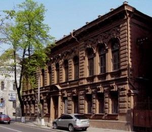 Шоколадний будиночок в киеве, променад по Києву