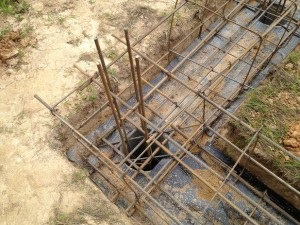 Бетонні гвинтові палі технологія бетонування і переваги