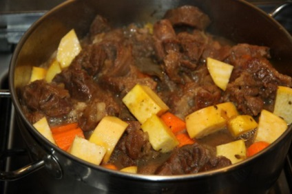 Ідеальне зимовий блюдо англійське рагу - вся сіль - кулінарний блог ольги Бакланової