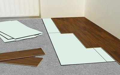 Як підготувати підлогу під ламінат вибираємо варіанти