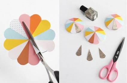 Jak zrobić parasol z własnymi rękami wykonanymi z papieru