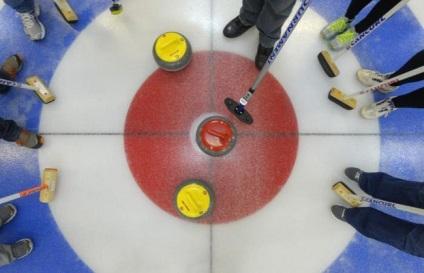 Навіщо труть лід в керлінгу правила і терміни популярної командної гри