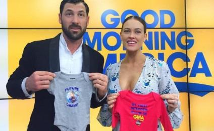 Пета маргатройд показала вагітний живіт фото вагітної нареченої максима Чмерковського