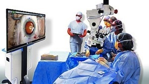 Дистрофія сітківки ока діагностика і лікування в Німеччині, мп «Євроклініка»