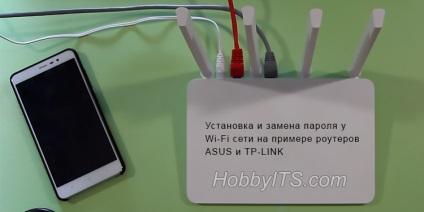 Jak umieścić lub zmienić hasło w sieci Wi-Fi routera