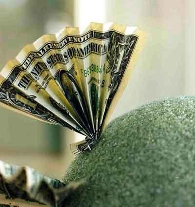 Jak zrobić drzewo pieniężne z banknotów własnymi rękami 1