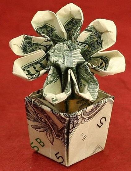 Cum sa faci un plic pentru bani cu mainile tale