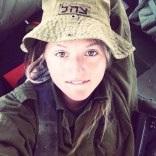 Вона приїхала в Ізраїль, щоб стати військовим рятувальником