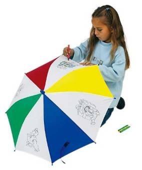 Вибираємо дитячий парасольку