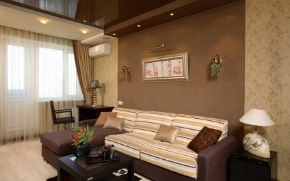 Дизайн маленьких віталень кімнат фото сучасного дизайну невеликій вітальні