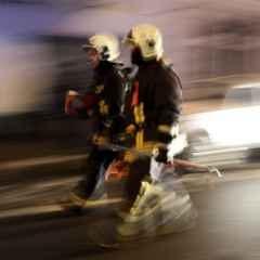 Москва, новини, на МКАД сталася пожежа на будівельному ринку - слов'янський світ