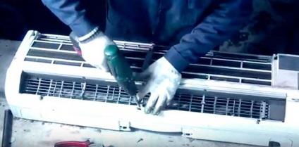 Утилізація кондиціонерів як правильно вчинити якщо вийшов з ладу апарат