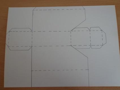 Майстер-клас з конструювання з картону «пожежна машина»