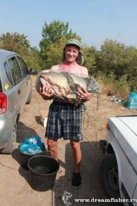Dreamfisher-блог-виїзна рибалка за коропом на Міуської лиман